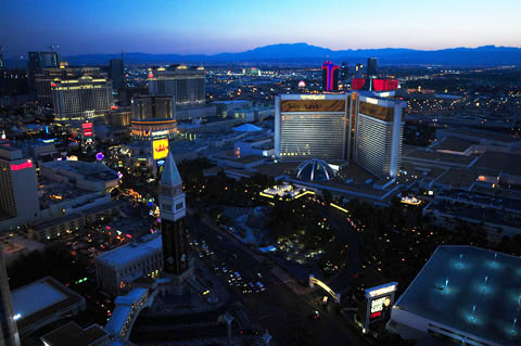 Las Vegas Strip Night view_med