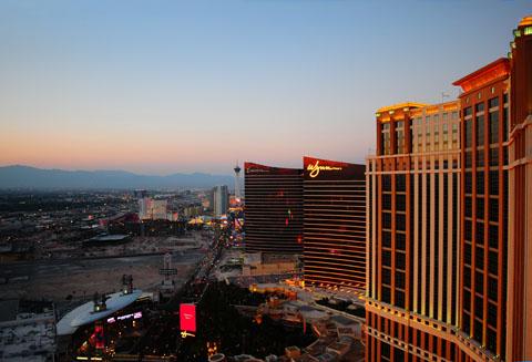 Las Vegas Strip dusk_med