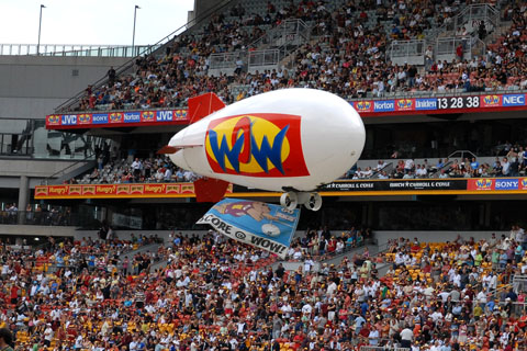 WOW blimp