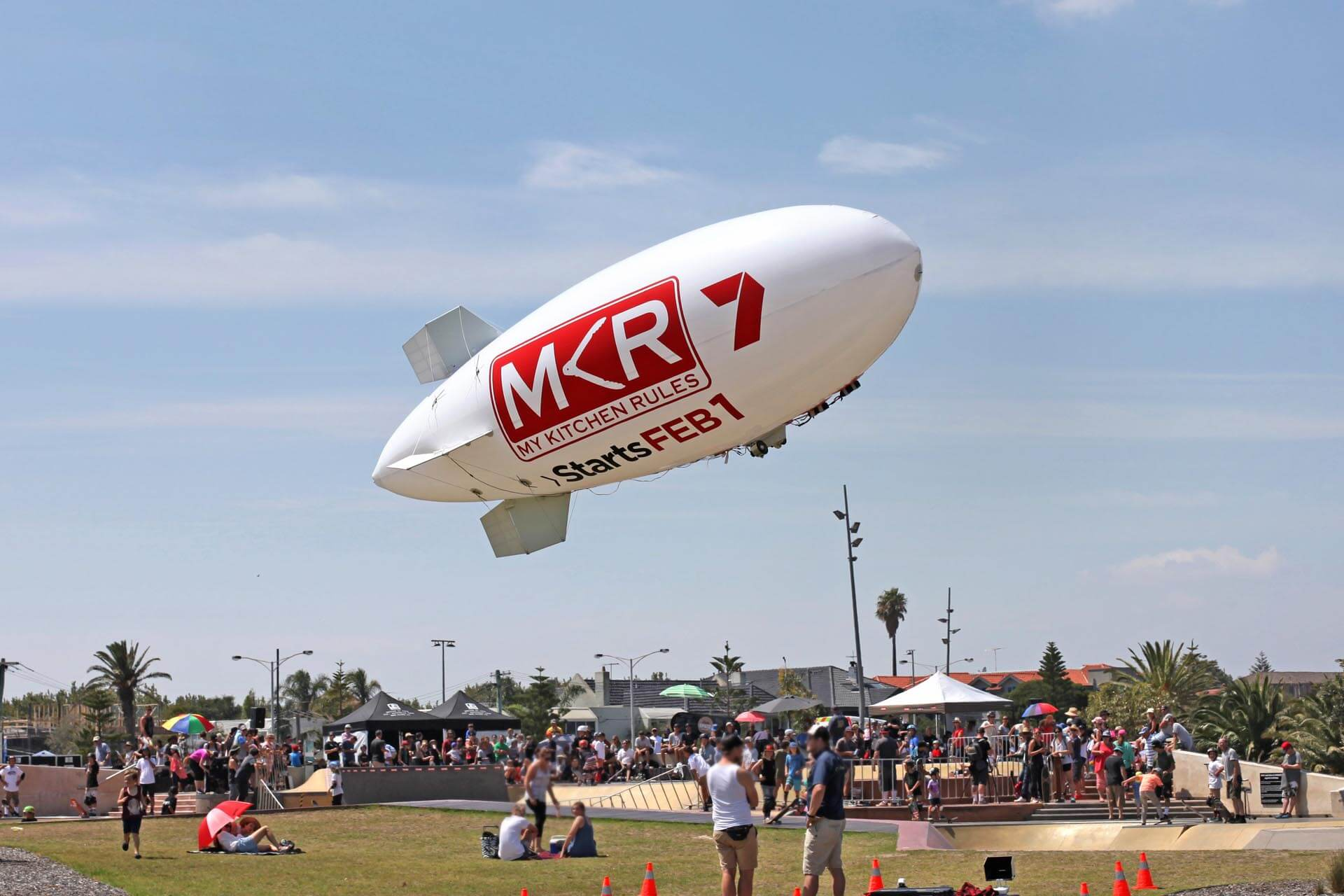my kitchen rules blimp