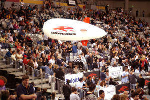 indoor blimp